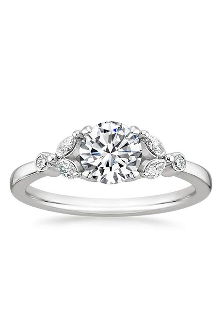 Vintage Engagement Rings Styles Vintage inspired engagement rings