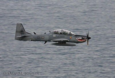 """Dominican Air Force (FAD) Embraer A-29 """"Super Tucano"""""""