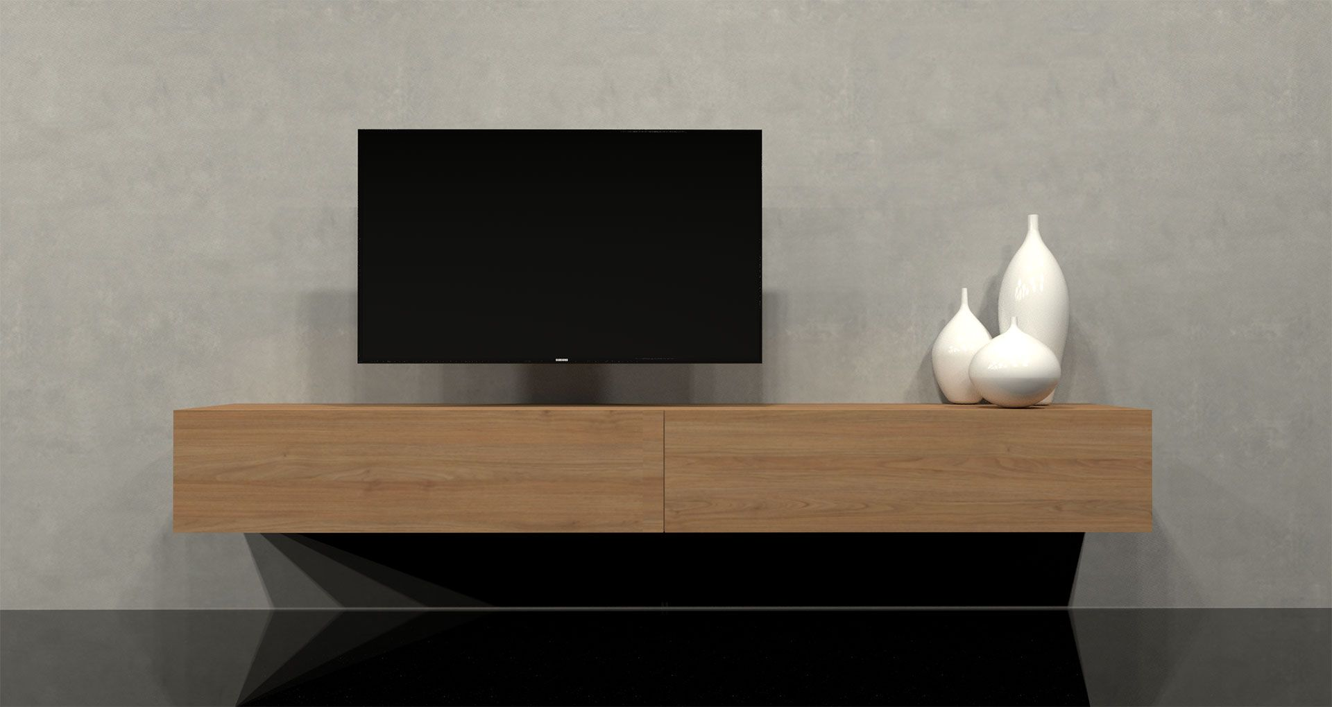 Pin By Francisco Torrico On Muebles Wall Mounted Tv Unit Tv