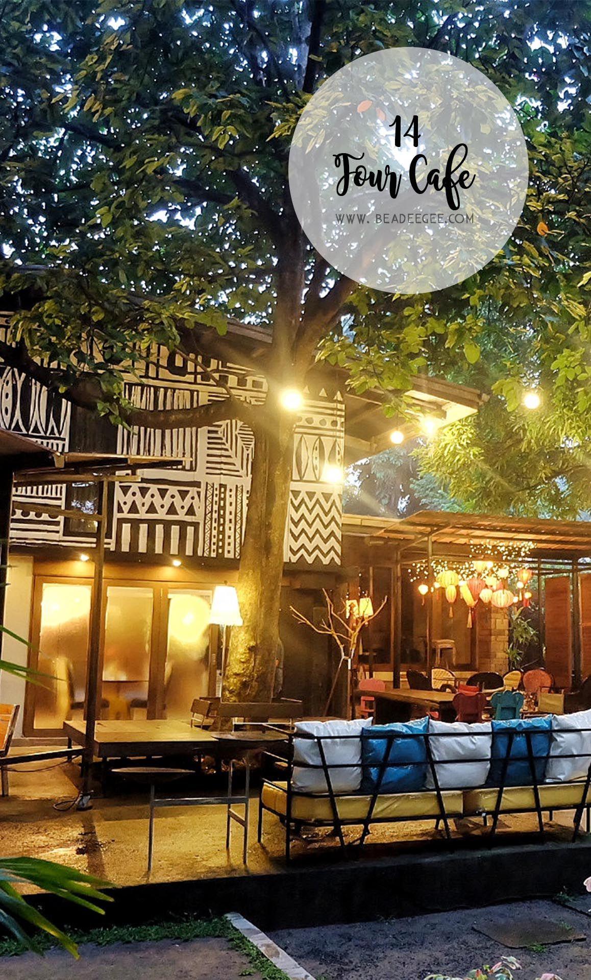 Explore Rizal: 2nd time around at 14 Four Cafe   Pinterest   Garden ...