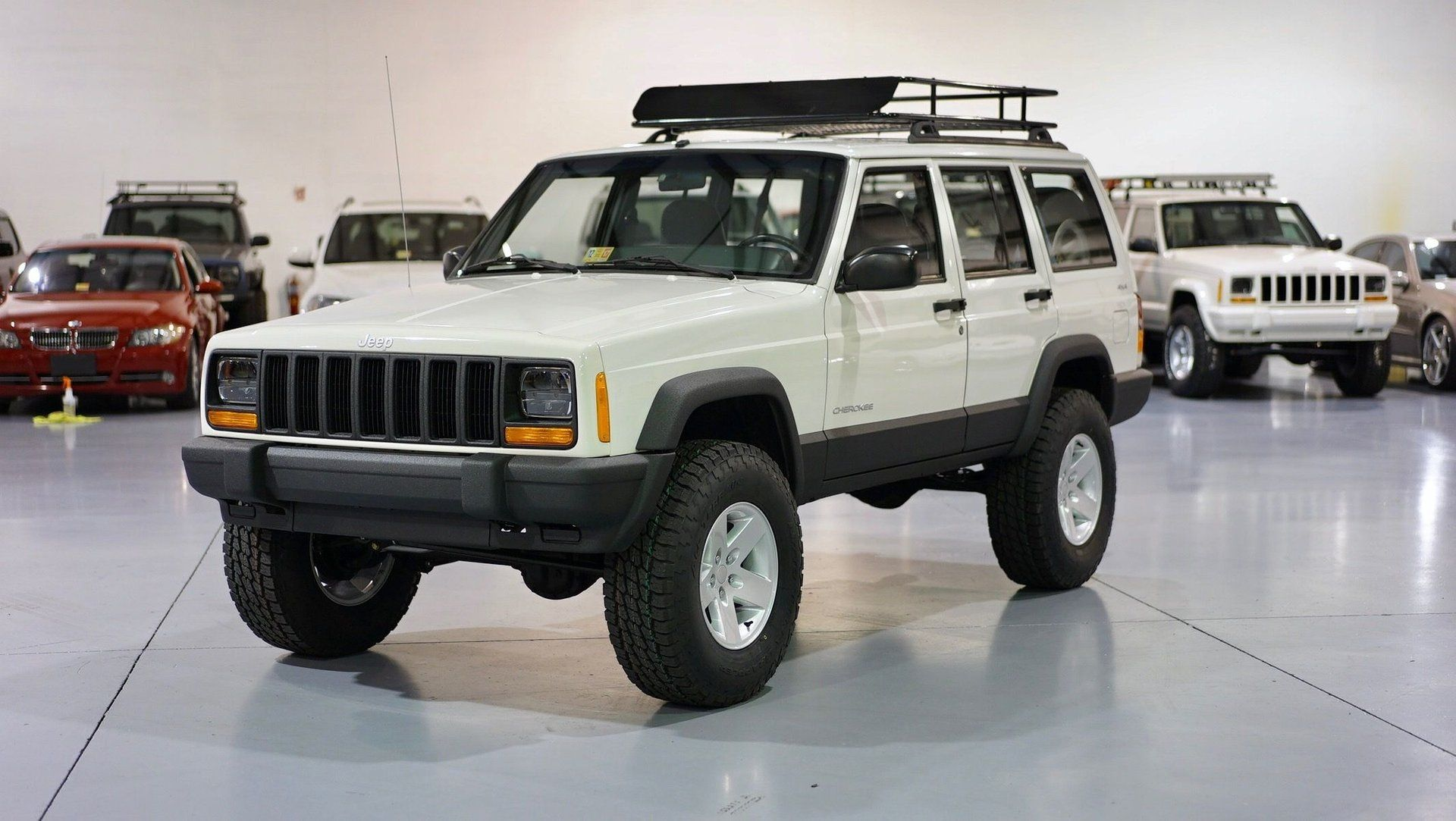Pin By Richard Campbell On 1999 Jeep Cherokee In 2020 Jeep