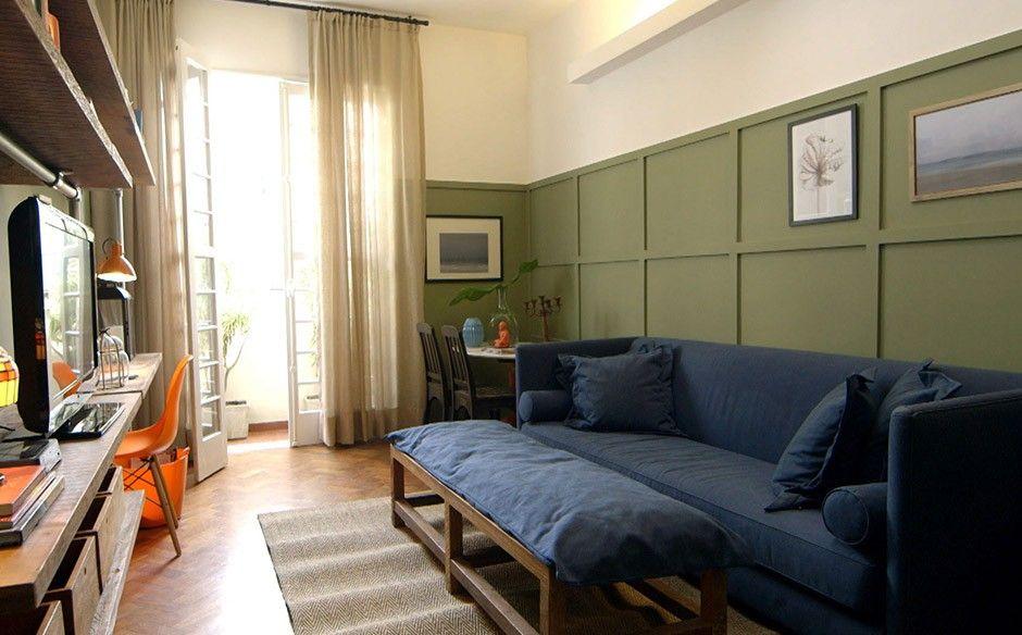 Lambri na decoração: revestimento dá charme às paredes da casa. Veja como usar - Casa - GNT