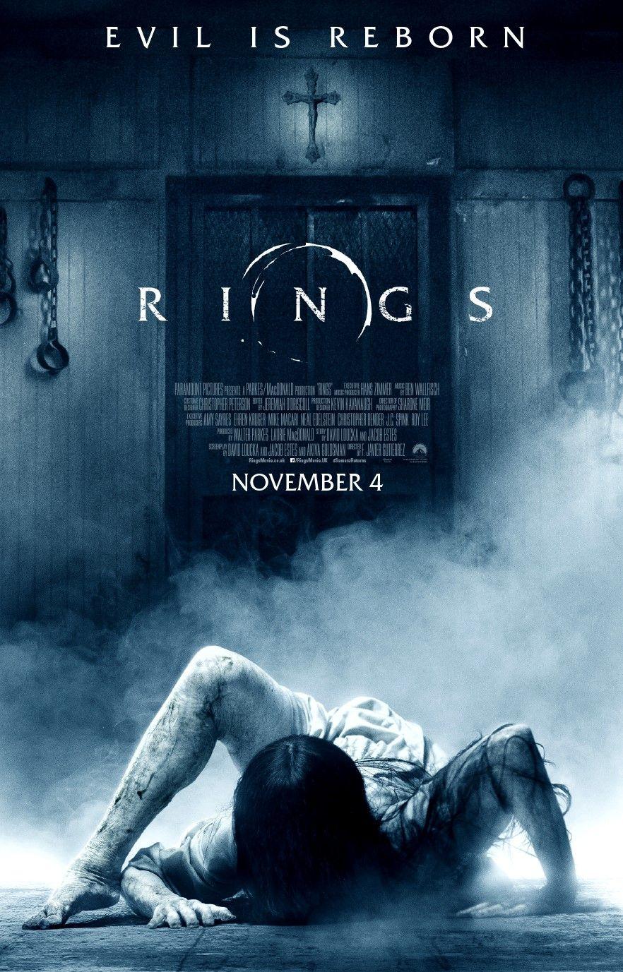 Samara Returns In New Trailer And Poster For Rings Horror Movie