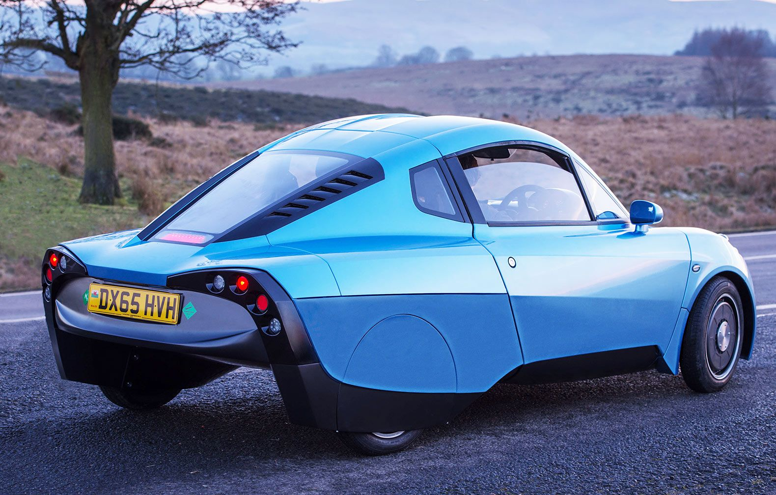 Riversimple launches a 250 mpg hydrogenpowered car