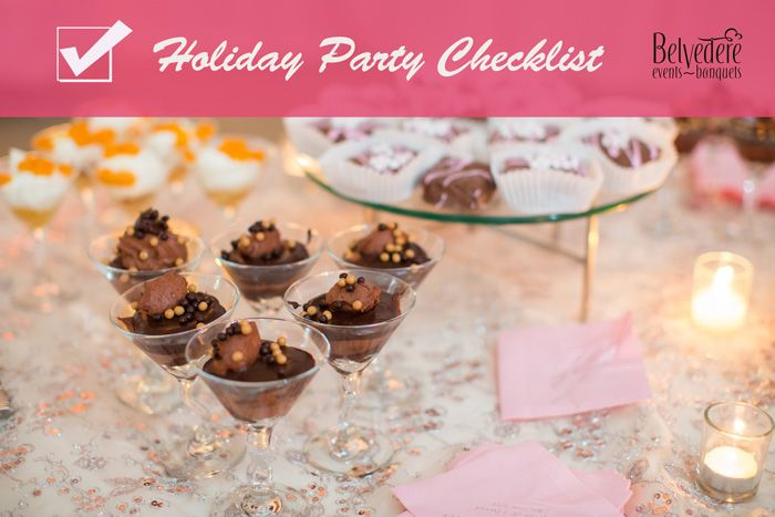 A Must See Checklist for Hosting a Holiday Party in Your Home