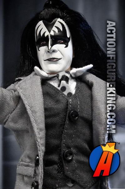 The Demon Kiss Series 5 Dressed To Kill 8 Action Figure Kiss