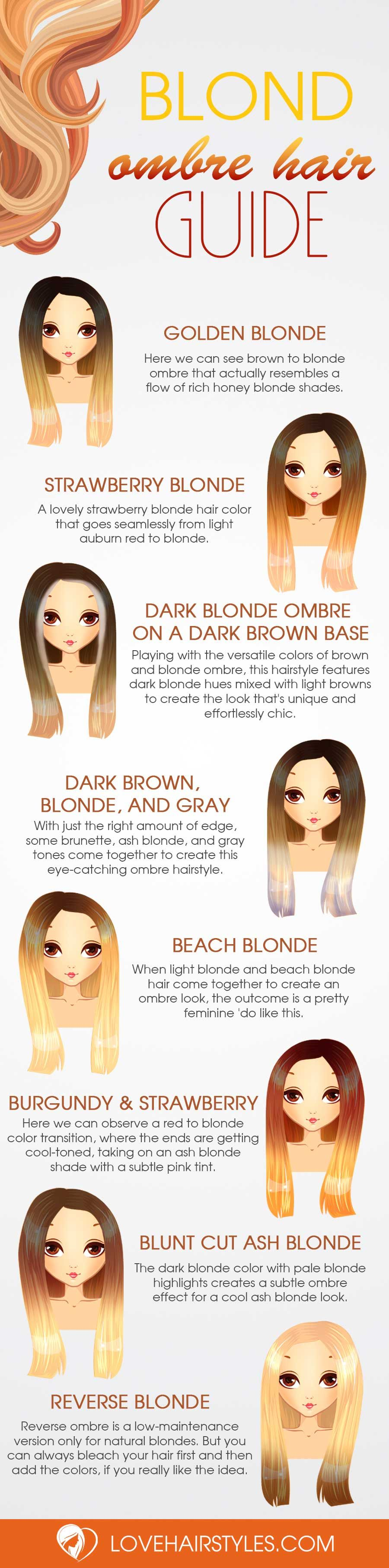 blonde ombre hair colors to try blonde ombre hair ombre hair