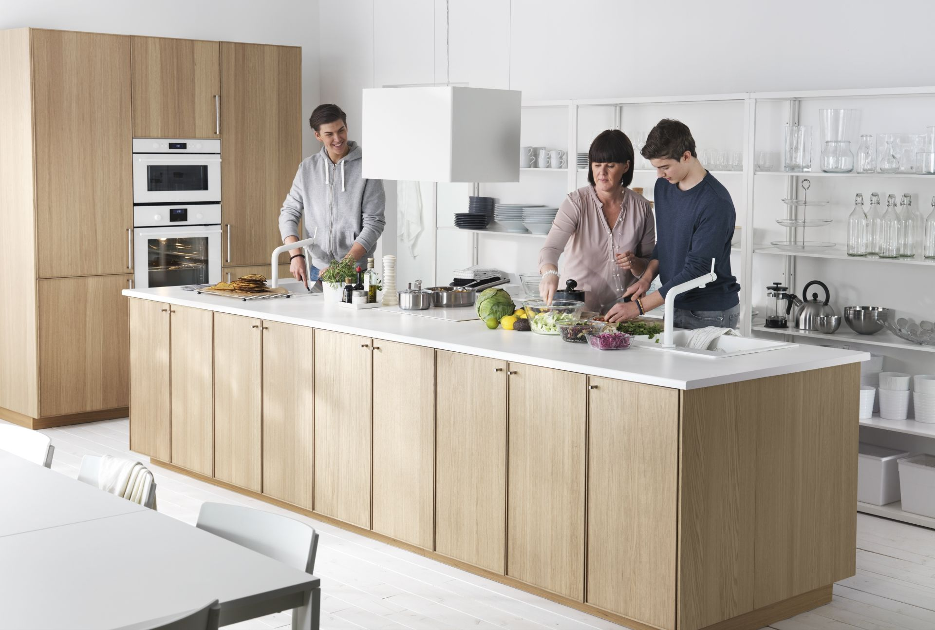 LILLTRÄSK werkblad | IKEA IKEAnl IKEAnederland keuken METOD serie koken  eten diner interieur wooninterieur inspiratie wooninspiratie