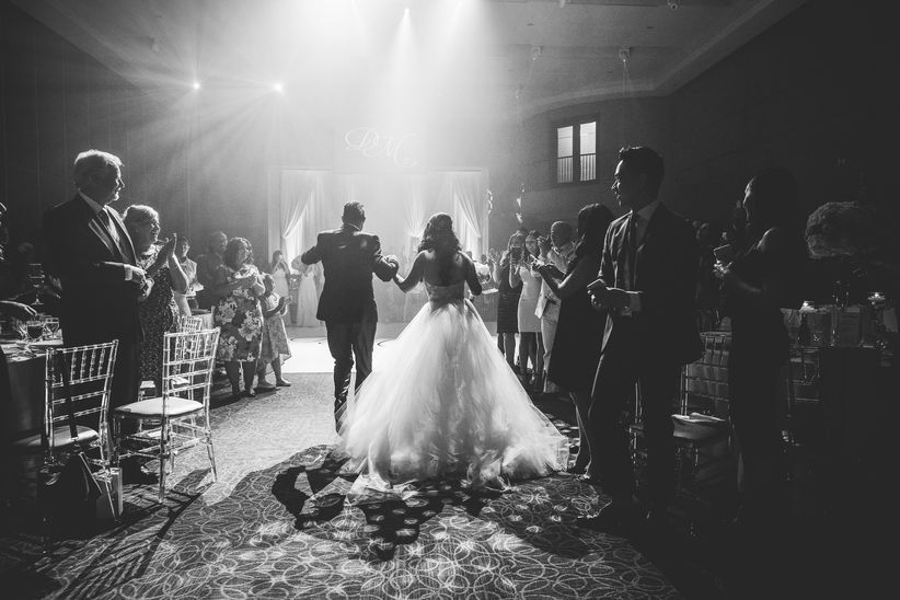 50 ApplauseWorthy Wedding Reception Entrance Songs in