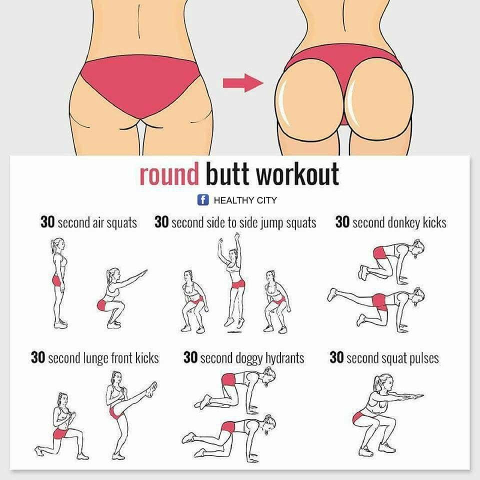 exercise-for-round-butt