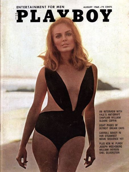 Playboy Magazine - Aino Korva [United States] (August 1968)