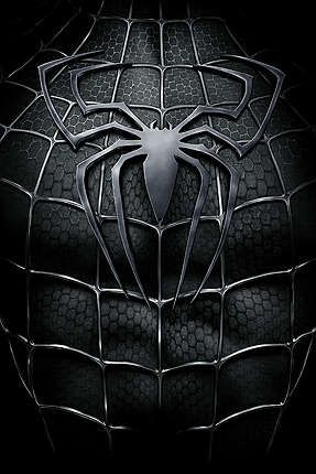 Black spider man wallpaper 287 430 - Black and white spiderman wallpaper ...