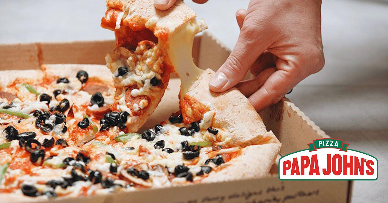 Vegan Cheese Stuffed Crust Pizza Is Launching At Papa John S In 2021 Vegan Cheese Cheese Crust Pizza Pizza Crust