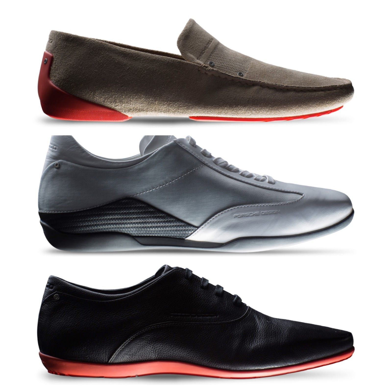 Cars & Life | Cars Fashion Lifestyle Blog: Porsche Design Summer 2014 Shoes Collection