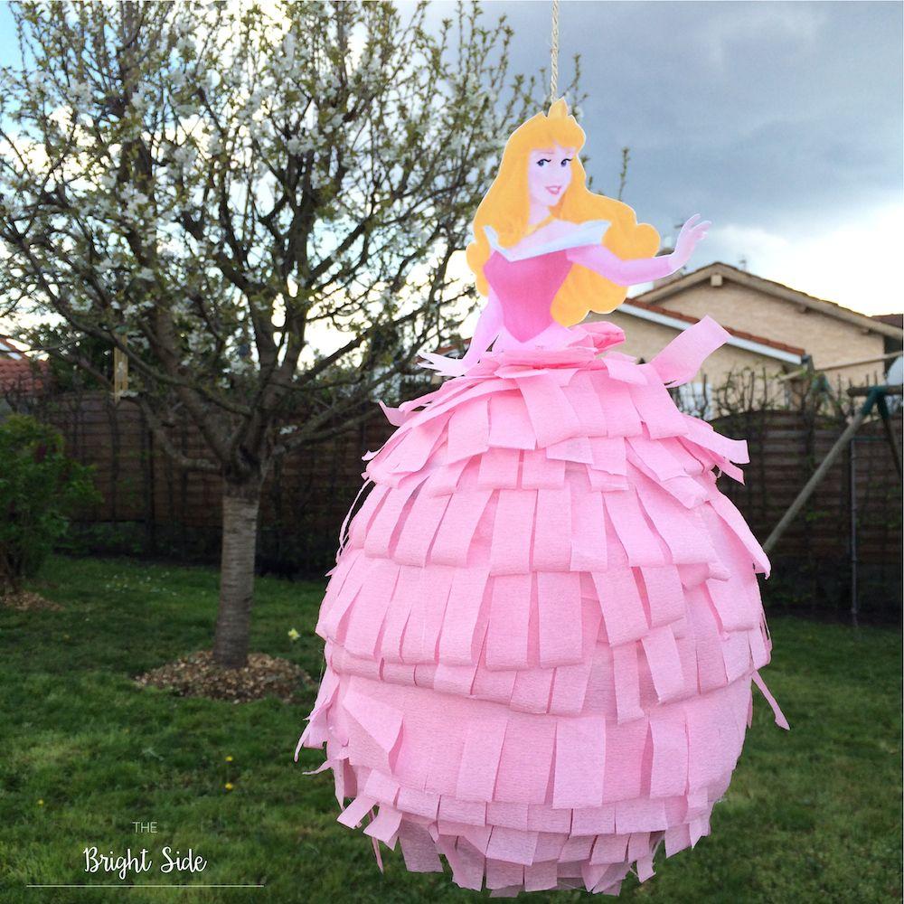 Diy Carly S 6th Birthday Déco Anniversaire Princesse