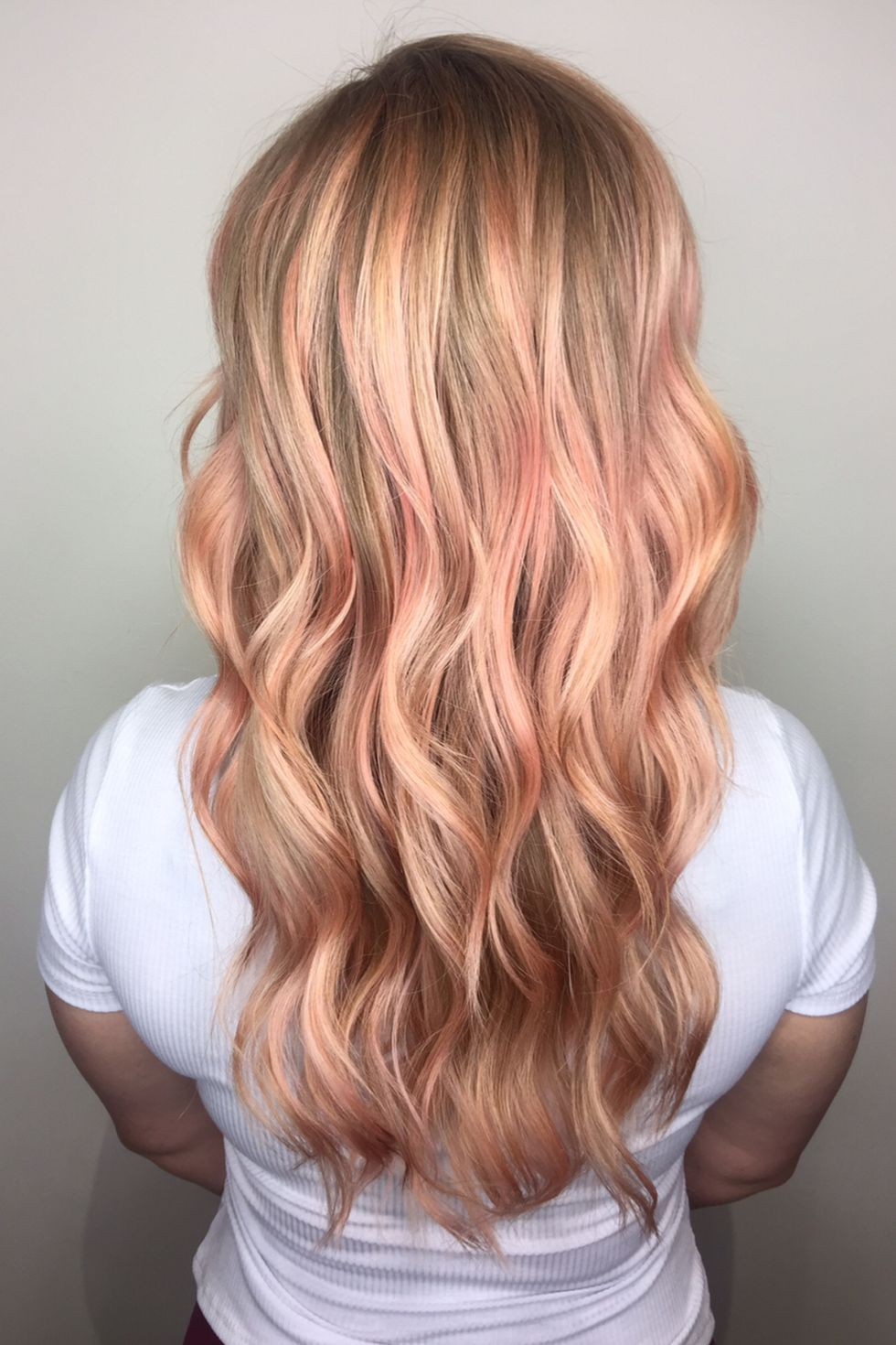 15 Ways To Add A Pretty Touch Of Color To Your Hair Subtle Hair