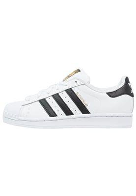 a2ee6eec14105 ... promo code for adidas originals superstar sneakers basse white core  black zalando.it fa37f 14912