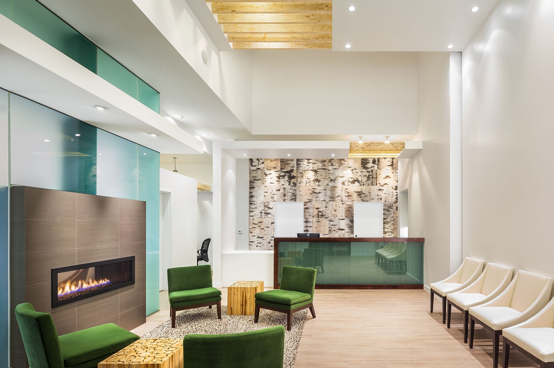 dental office reception. Dental Office Design: Dentistry At Golden Ridge - JoeArchitect Reception K