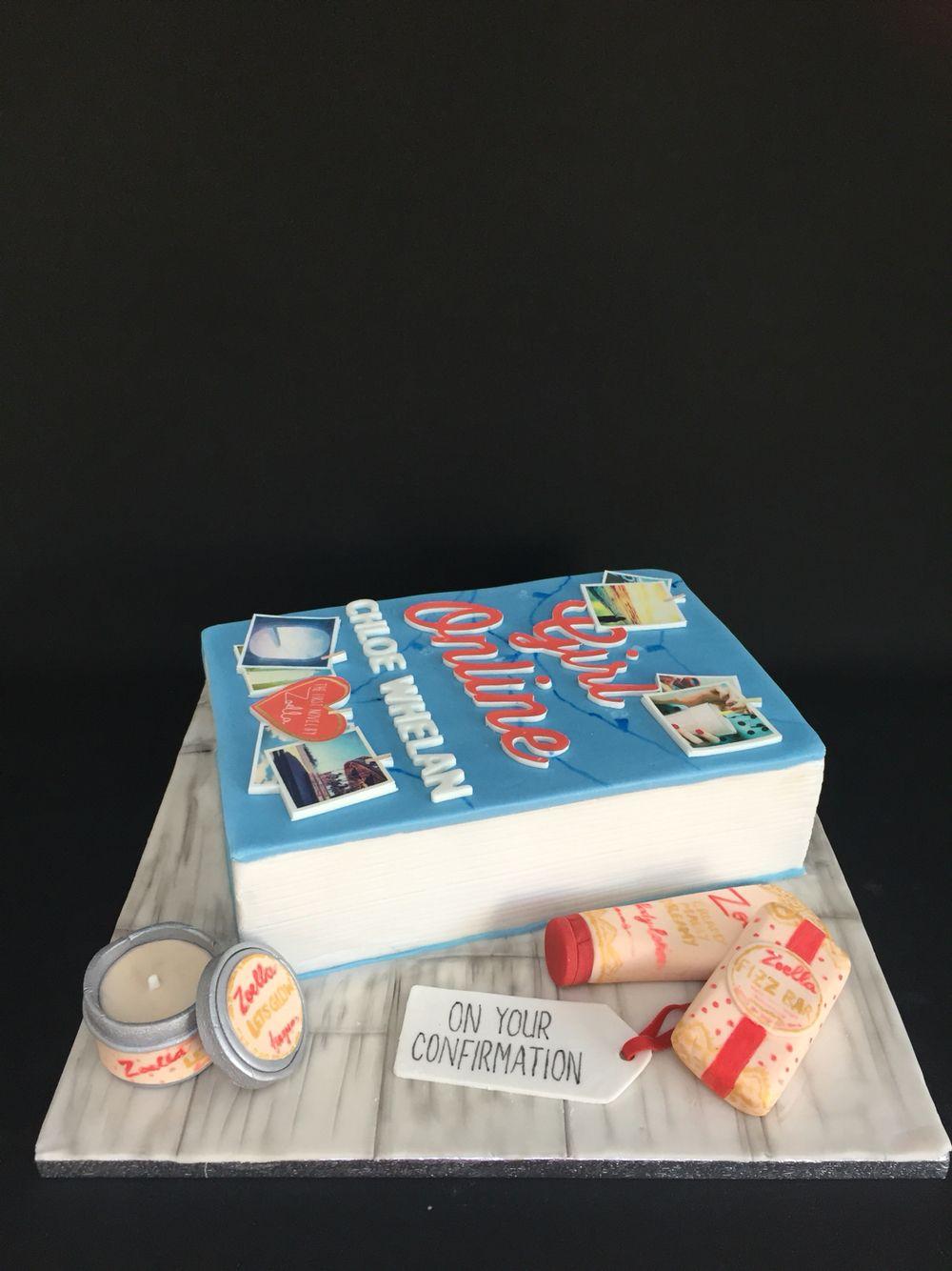 Zoella roller skates - Zoella Cake Zoella Book Cake