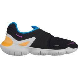 Photo of Nike Herren Laufschuh Free Run Flyknit 3.0, Größe 43 In Black/hyper Violet-Laser Orange, Größe 43 In