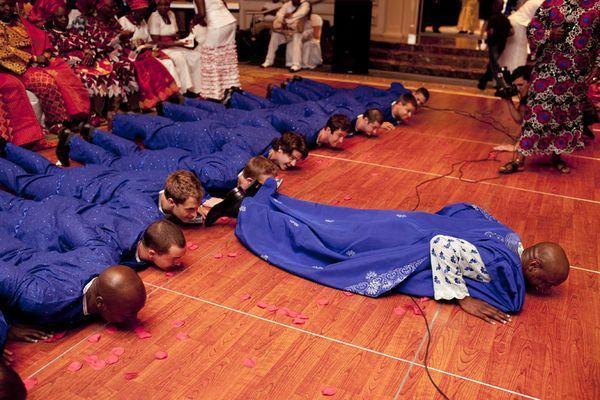 Yoruba Traditional Wedding Deems It Fir That The