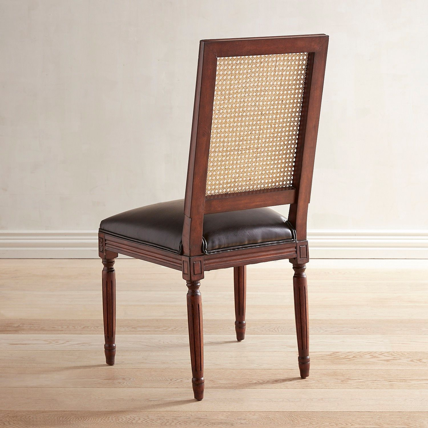 Joseph Caned Back Dining Chair Dining chairs, Chair
