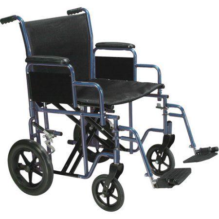 Health Transport Wheelchair Transport Chair Lightweight Wheelchair