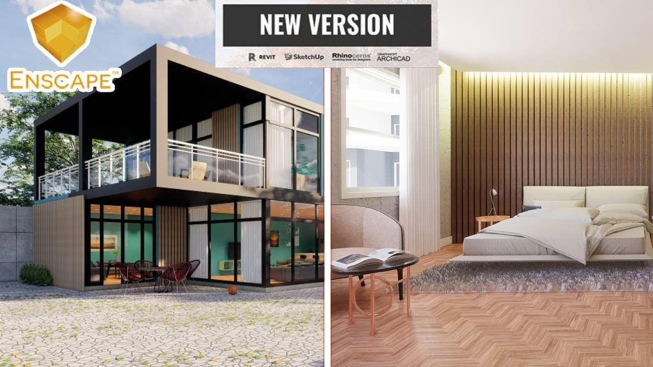 Enscape 2 6 A New Dimension Of Realism With Images Revit