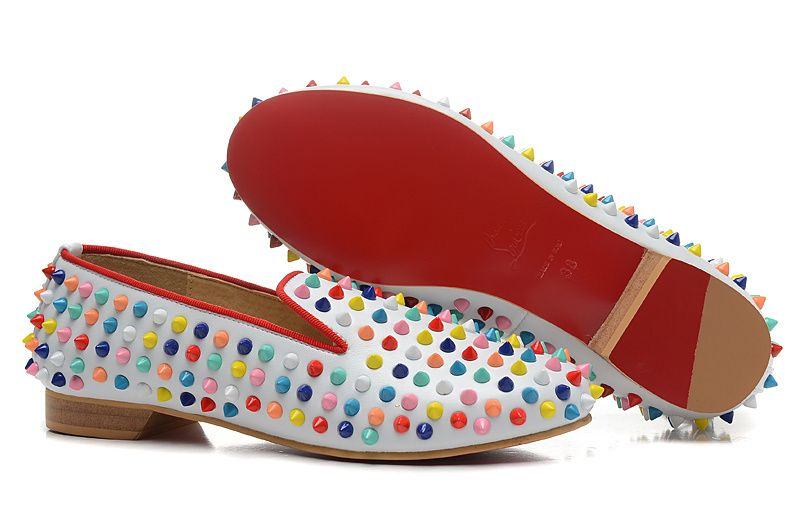 louboutin Loafer Multicolore