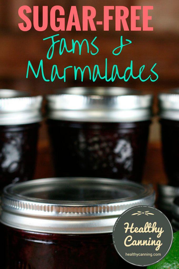 Sugar-free jams and marmalades   inle en bêre resepte