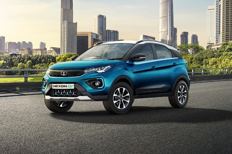 Tata S Electric Suv Nexonev Has Launched In India At Rs 13 99