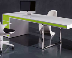 Long Friday Designer Office Desks