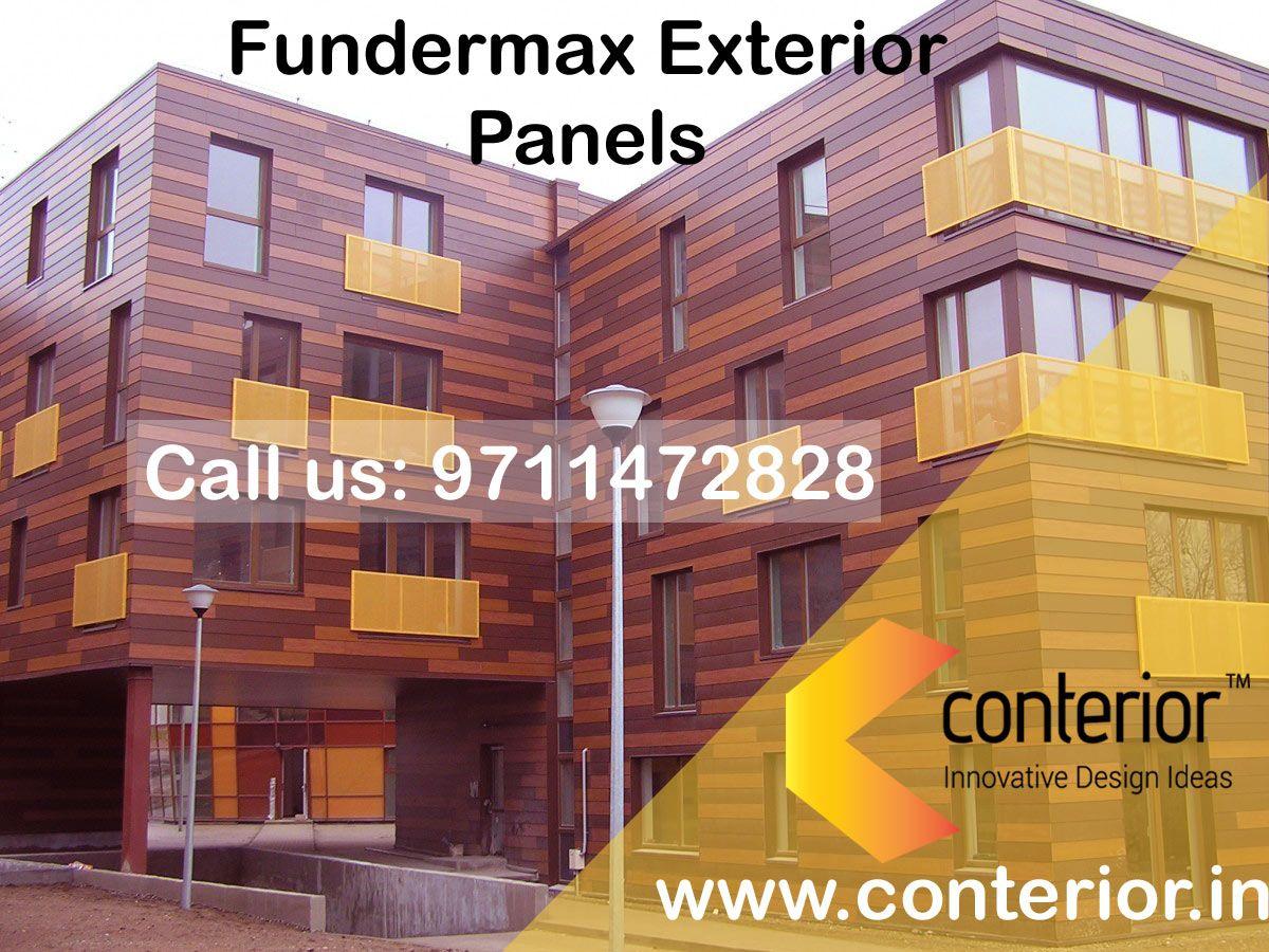Conterior provides ExteriorPanels for home decor in