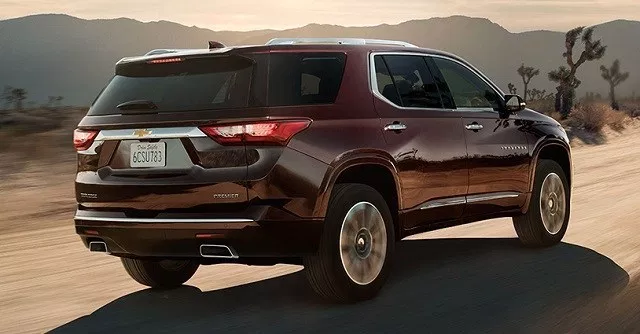 2021 Chevy Traverse Facelift And Release Date 2020 2021 Suvs And Trucks Chevrolet Traverse Gmc Vehicles New Cars