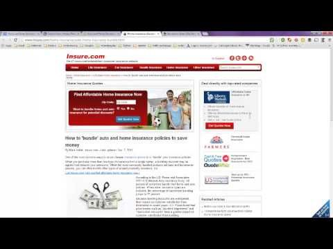 Home And Auto Insurance Quotes Online Bundle And Company
