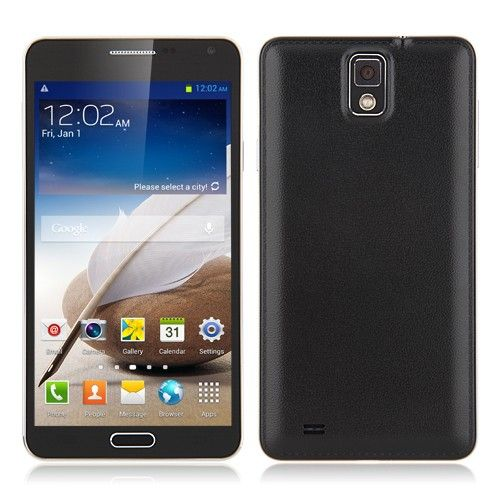 [US$ 152.69] W-5000 5.0 Inch Android 4.2.9 MTK6582 Quad Core 1.3GHz Smart Phone with GPS, Bluetooth, FM, 3G, Wi-Fi (4GB)