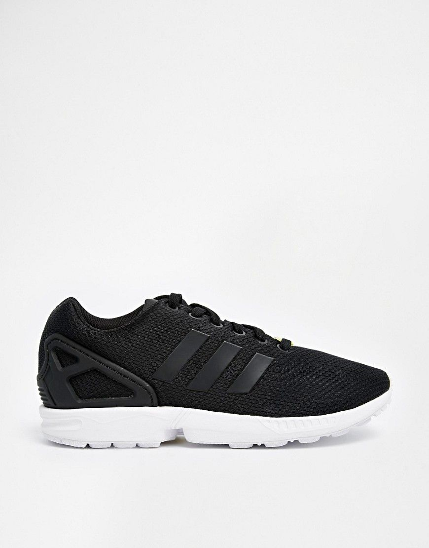 Cheap - Black-Black-White M19840 Adidas ZX Store GS Shoes