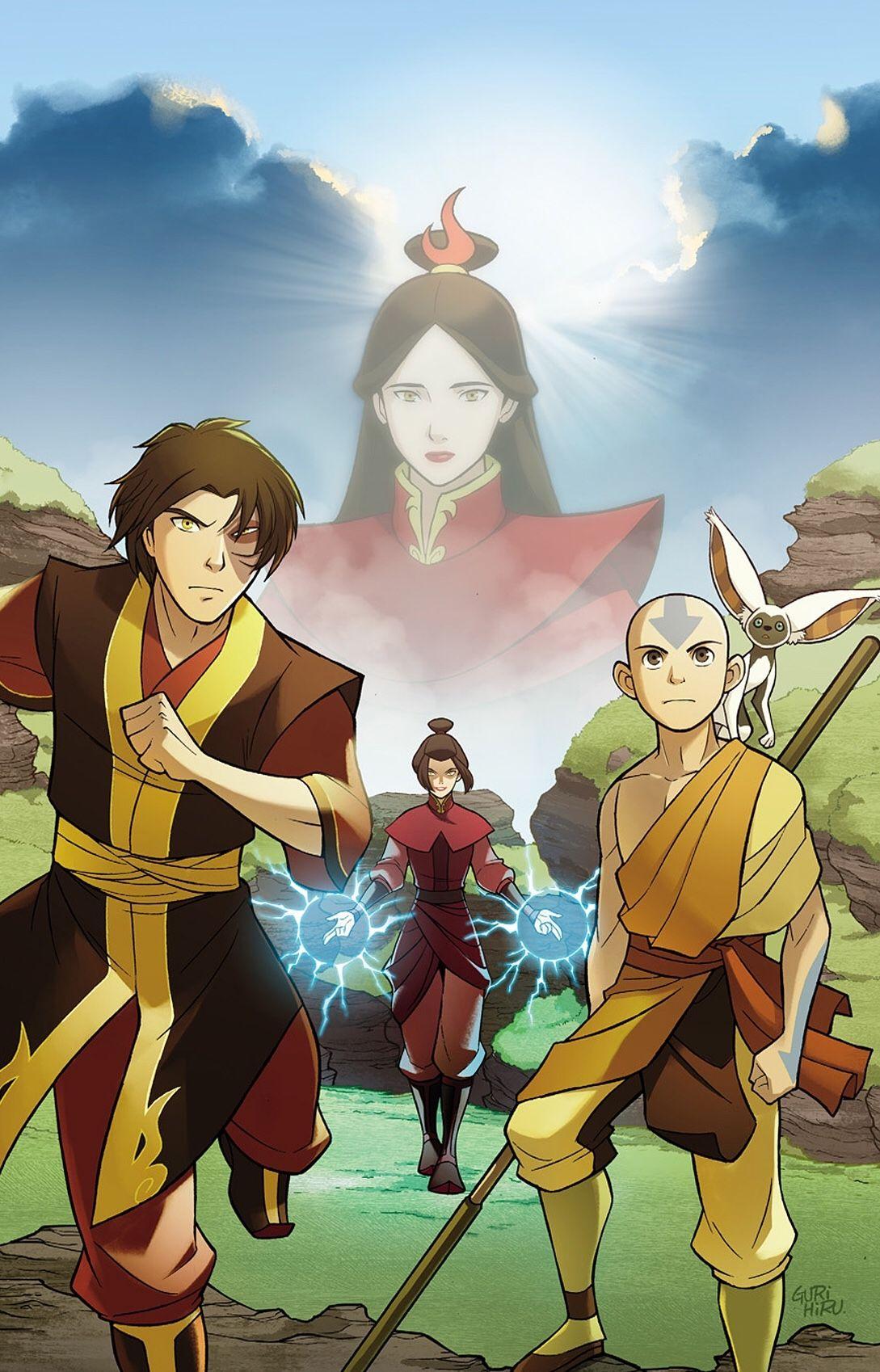 Imagem De O Ultimo Mestre Do Ar Por Raquelmaa Em Avatar Legend