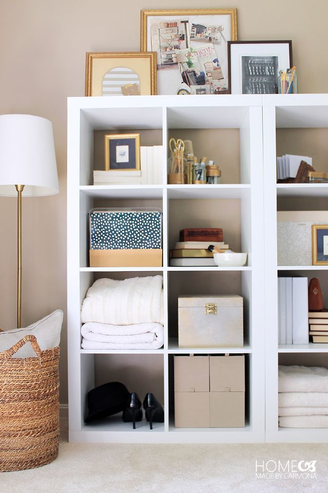 This Cube Organizer Is A Great Starter Piece For Any Room In Your House