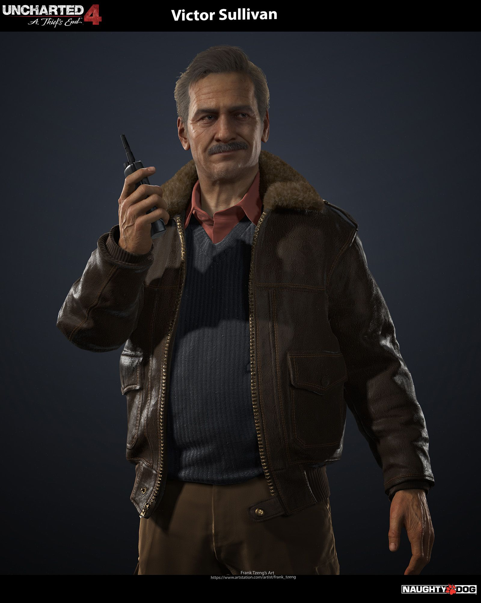 Uncharted 4 A Thief S End Characters Art Dump Arte Hombres