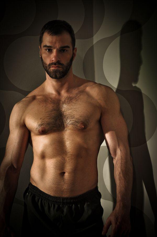 Itialian hairy gay men