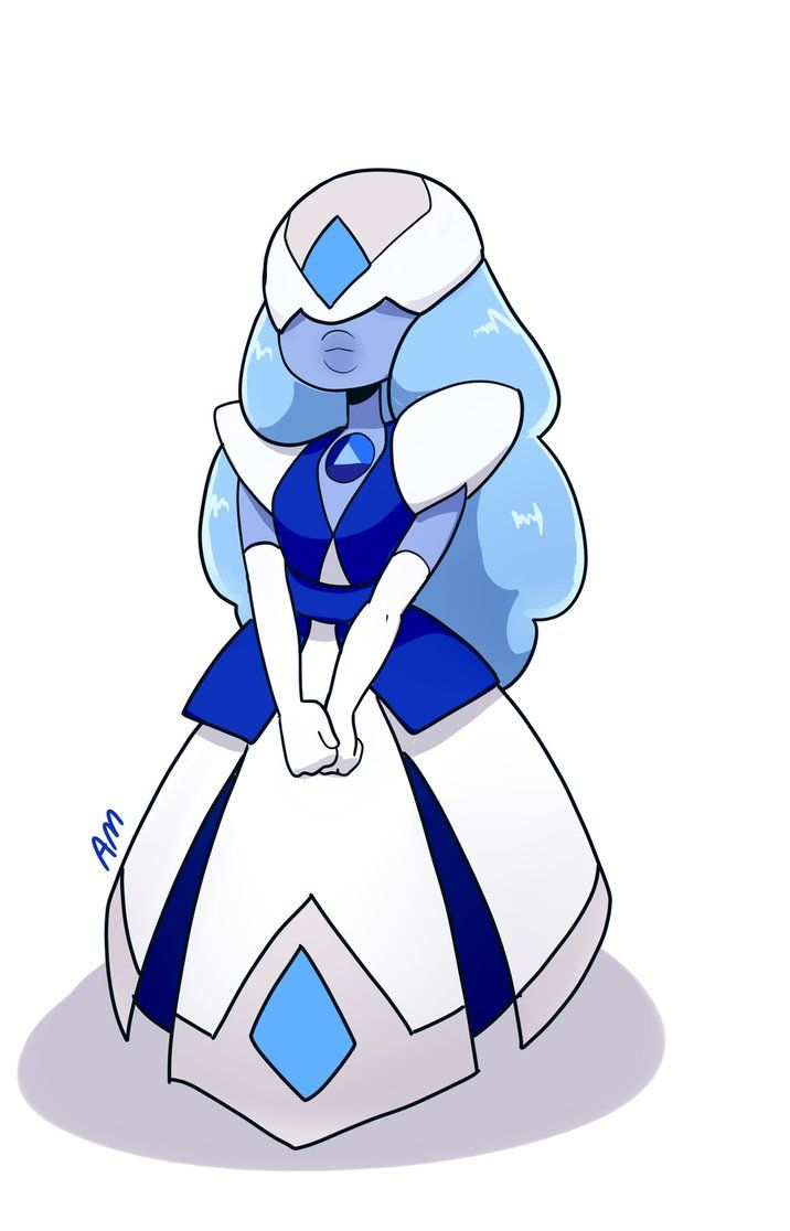 Au Sapphire By Angeliccmadness Steven Universe Characters Steven Universe Anime Steven Universe Comic