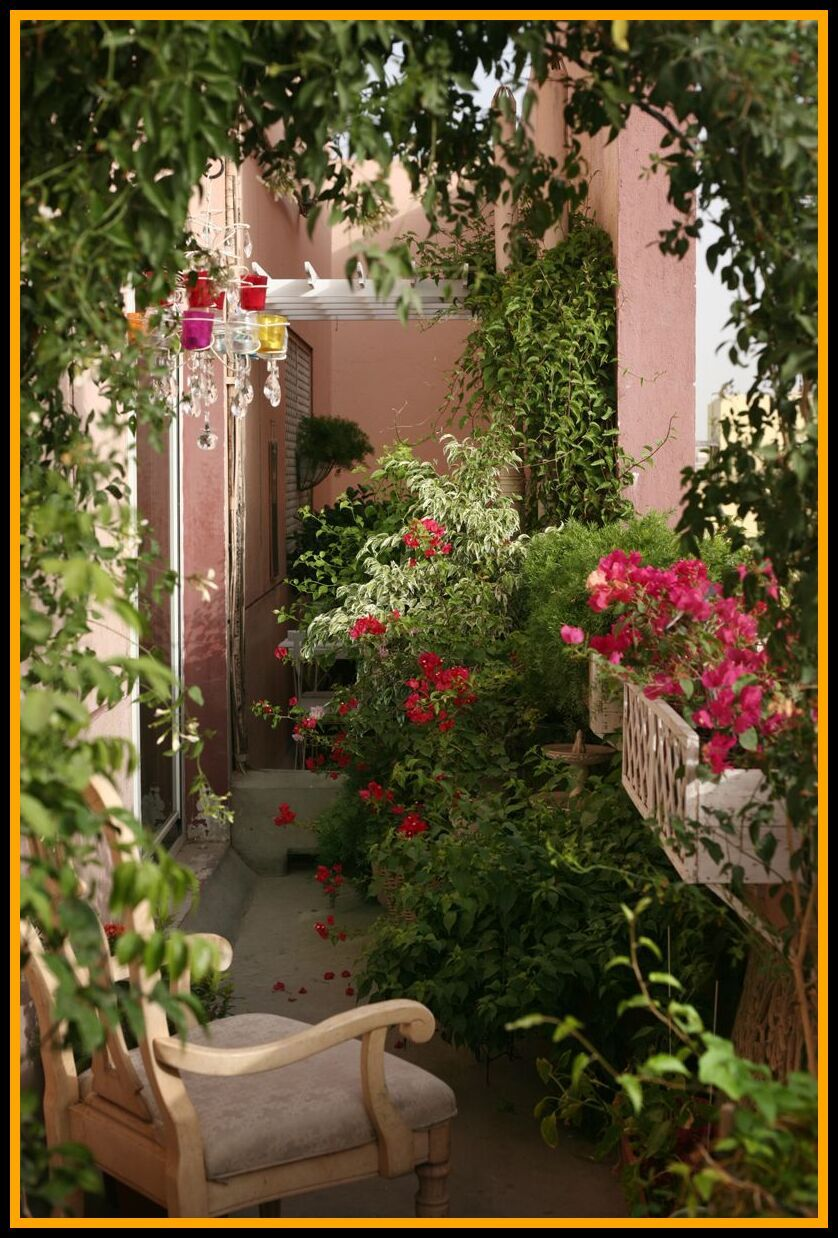 94 Reference Of Balcony Garden Apartment Creative In 2020 Flower Garden Design Small Balcony Garden Balcony Plants