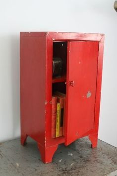 Small Metal Cabinet Google Search