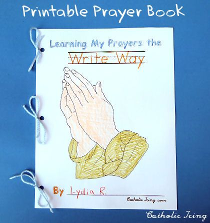 graphic about Printable Catholic Prayers known as Pin upon Increase up a boy or girl.