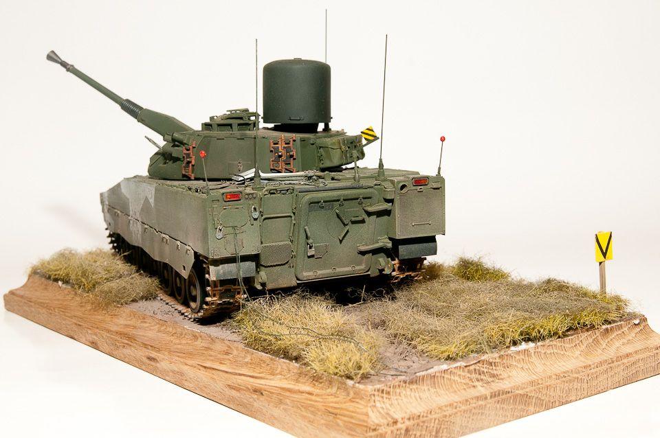 Lvkv 90  1/35 Scale Model