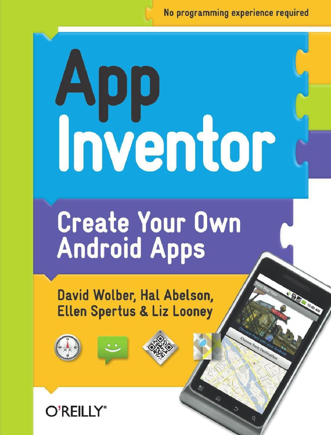 App inventor create your own adroid apps Apps
