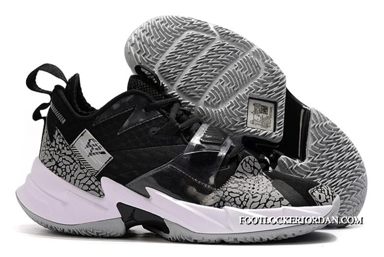 jordan 3 black cement footlocker