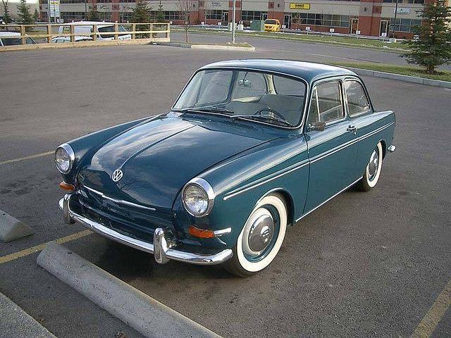 b00fdfdbfd 1964 Volkswagen Type III Notchback ❤