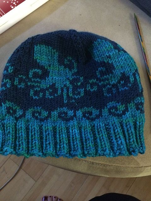 3dc782221e8 Ravelry  clanMac s Classic Octopus Hat